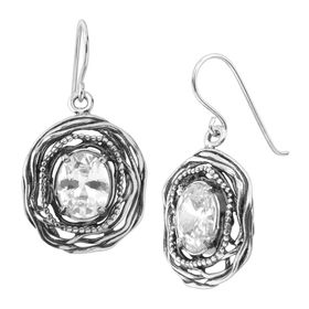 Mirror Image Earrings