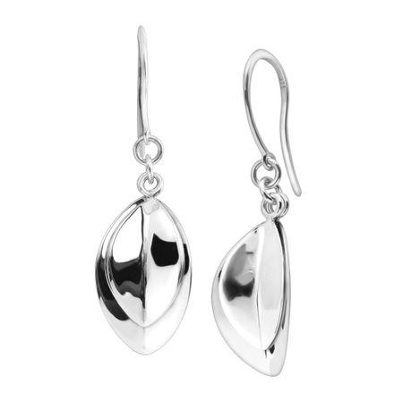 262b7a1d6 Silpada 'Leaf it to Me' Drop Earrings in Sterling Silver | Leaf it ...