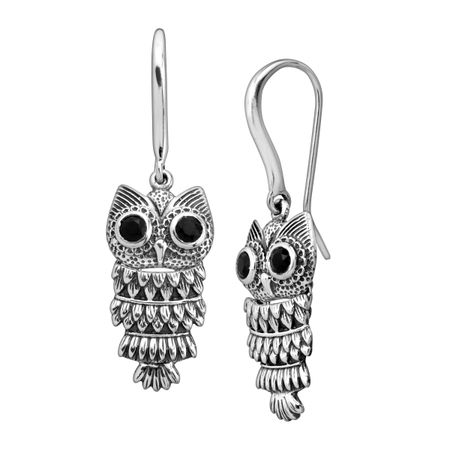 What a Hoot Earrings
