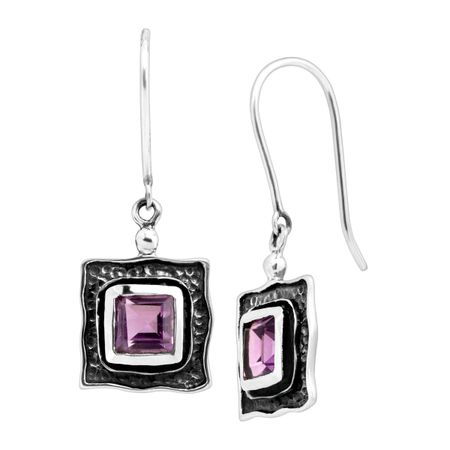 Square One Earrings