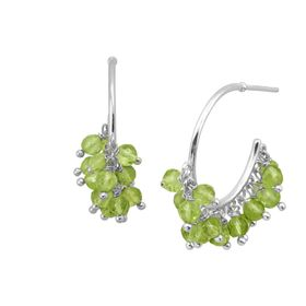 Green Groves Earrings