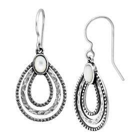 Grayscale Earrings