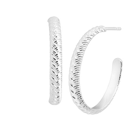 Fabrica Hoop Earrings