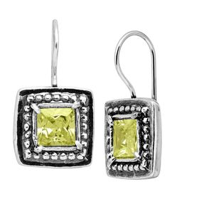 Chartreuse Earrings