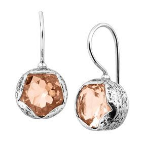 Carmine Earrings