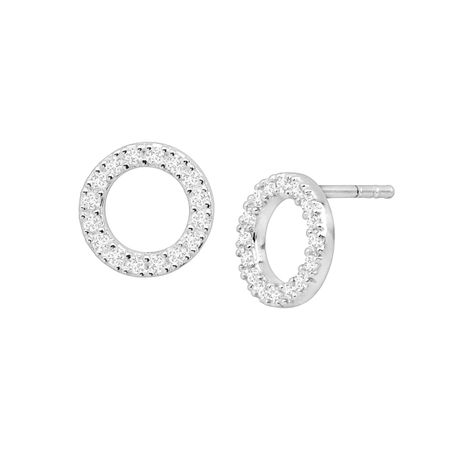 Brillante Stud Earrings