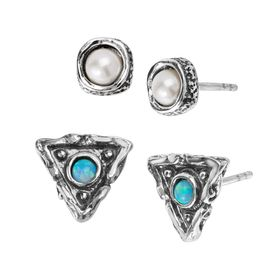 Sierra Vista Stud Earrings Set