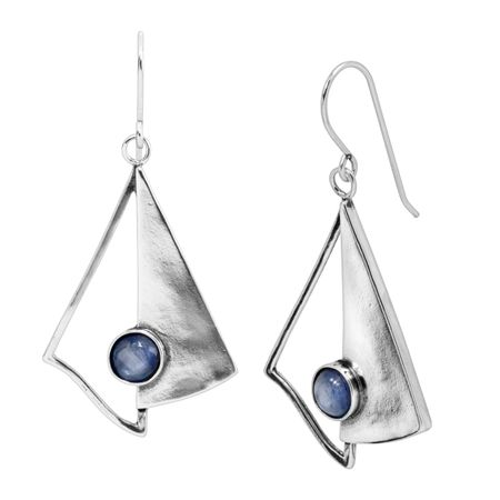 Fly a Kyanite Earrings
