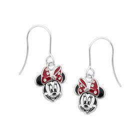 Disney's Minnie Mouse Drop Earrings