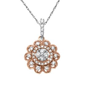 1/3 ct Diamond Pendant