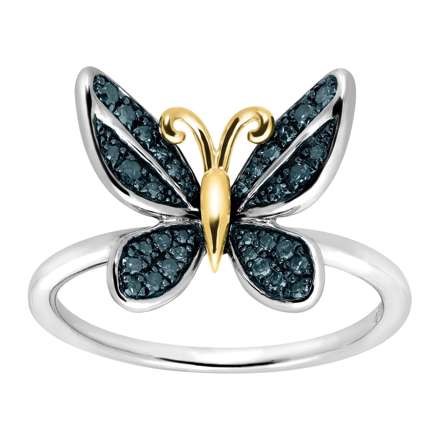 pendant butterfly away kids jewellers fly sun sea diamond
