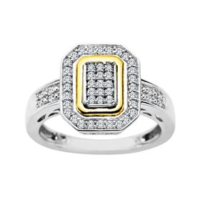 1/3 ct Diamond Ring