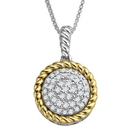 1/5 ct Diamond Pendant