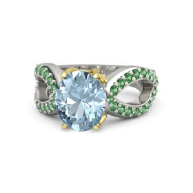 Counterpoint Ring