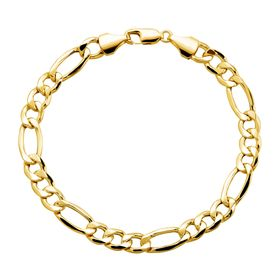 Men's Figaro Chain Bracelet