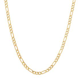 Men's Figaro Chain Necklace