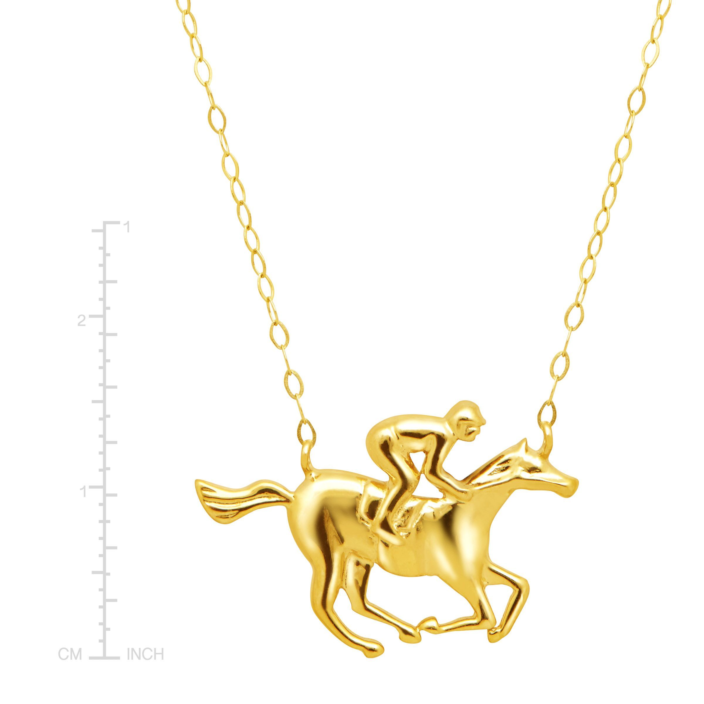 is equestrian horse loriece designs necklace necklaces from new by angled head high pendants and polished