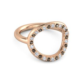 Luxe Brilliant Karma Ring