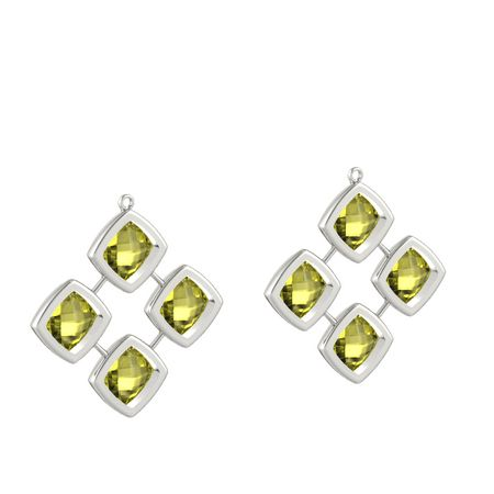 Pure Four Points Earrings