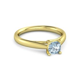 Cushion-Cut Veronica Ring