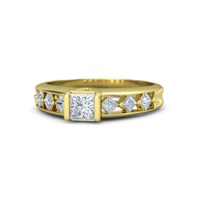 Love & Pride Luminous Engagement Ring