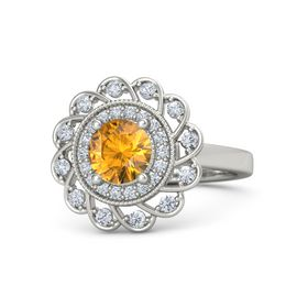 Sunflower Ring