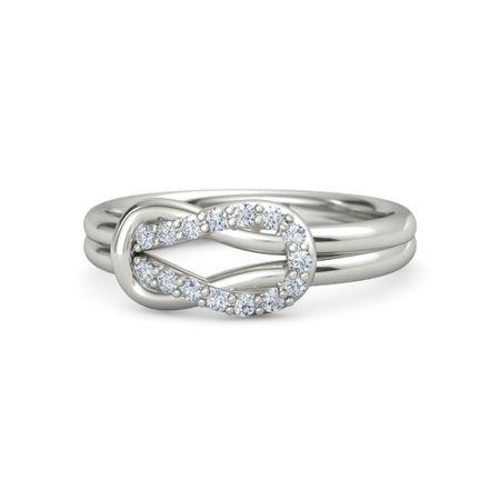 Loop Knot Ring