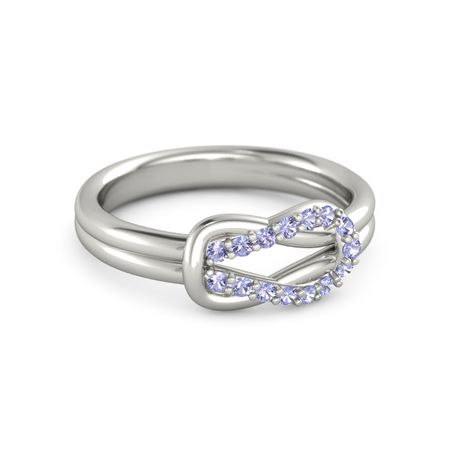 Loop Knot Ring