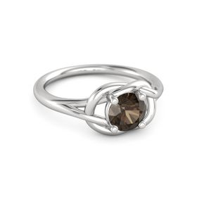 Strong Knot Ring (6.5mm)