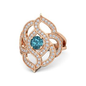 Brilliant Rose Ring