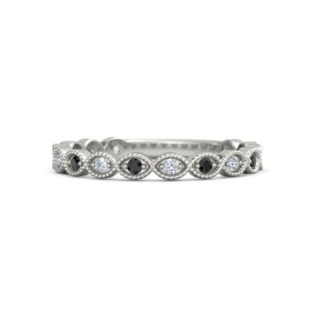 Intertwining Infinity Stackable Ring