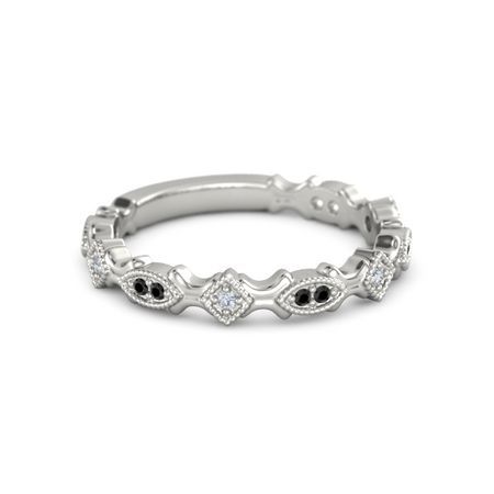 Sweet Devotion Stackable Ring