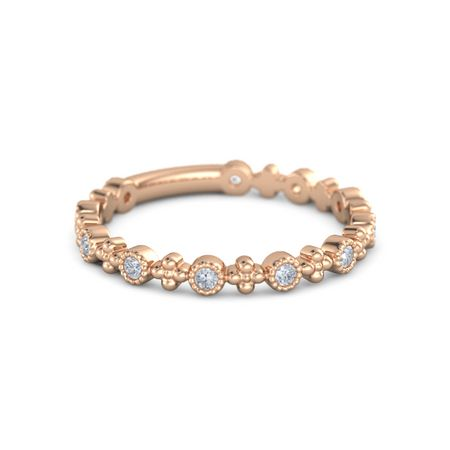 Spring Bloom Stackable Ring