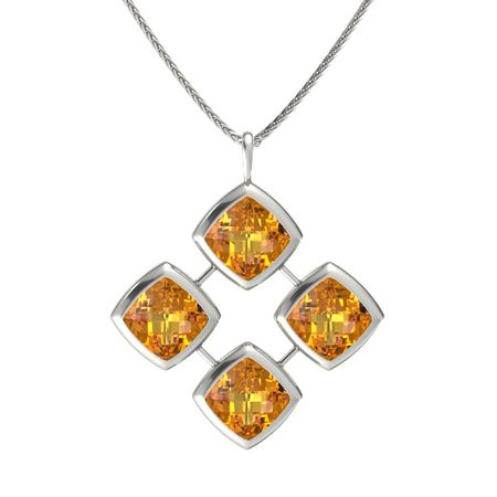 Pure Four Points Pendant