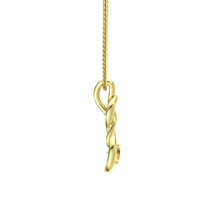 Simple Knot Pendant