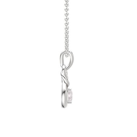 Timeless Knot Pendant (5.5mm)