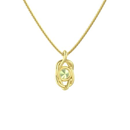 Strong Knot Pendant (6.5mm)