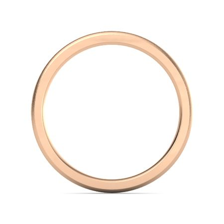 Satin Finish Comfort Fit Band (3mm Band)