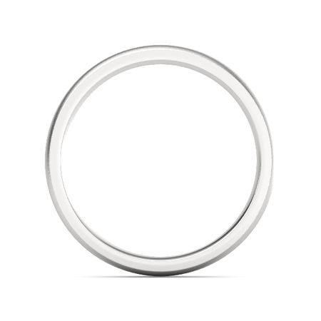 Satin Finish Comfort Fit Band (4mm Band)
