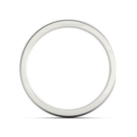 Brushed Finish Comfort Fit Band (6mm Band)