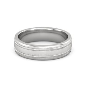 Twin Thread Band (6mm Band)