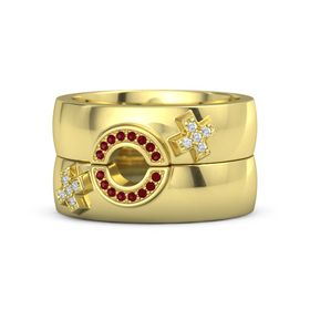 Cheri Ring Set (Female Insignia)
