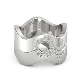 Love & Pride Sol Ring Set (Female Insignia)