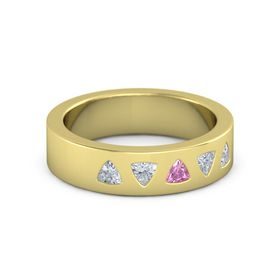 Love and Pride Beso Ring