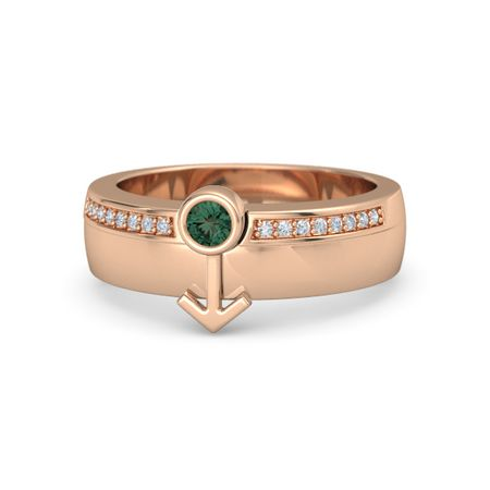 Love & Pride Liv Ring (Male Insignia)