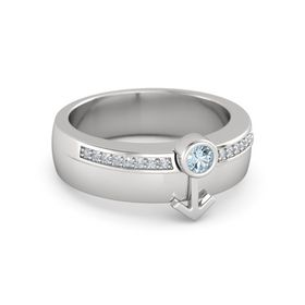 Love and Pride Liv Ring (Male Insignia)