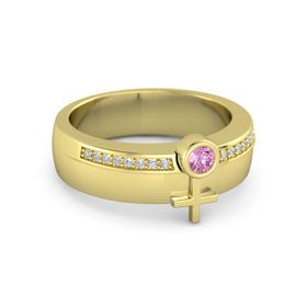 Love & Pride Liv Ring (Female Insignia)