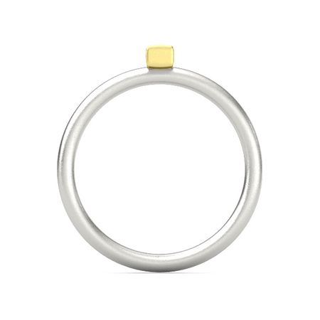 Vertical Bar Ring