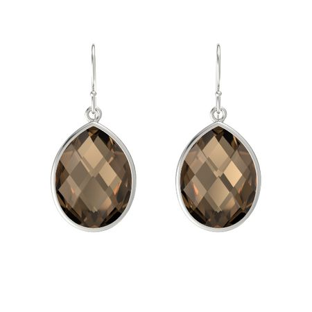 Bold Pear Drop Earrings