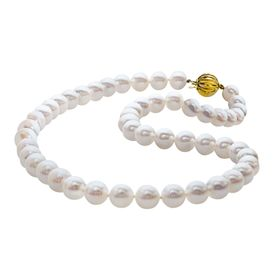 9 mm Akoya Pearl Necklace